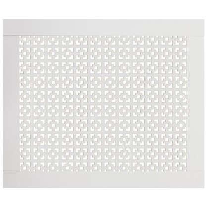 Экран для радиатора Конструктор 50х60 см цвет белый