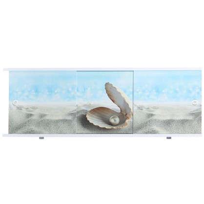 Экран под ванну Премиум Арт № 13 1.48 м цвет прохладный бриз