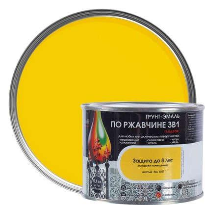 Эмаль гладкая Dali 3в1 цвет желтый 0.4 кг