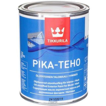 Эмаль Тиккурила Pika-Teho 0.9 л