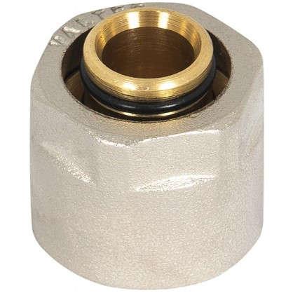 Евроконус для металлопластиковых труб внутренняя резьба 20 латунь