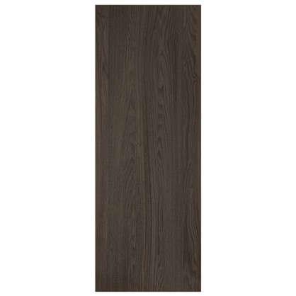 Фальшпанель для навесного шкафа Фрейм темный 37х92 см