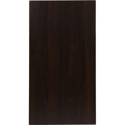 Фальшпанель для шкафа Византия 37х70 см цвет темно-коричневый