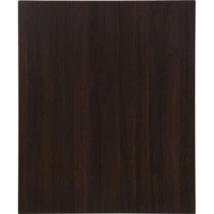 Фальшпанель для шкафа Византия 58х70 см цвет темно-коричневый