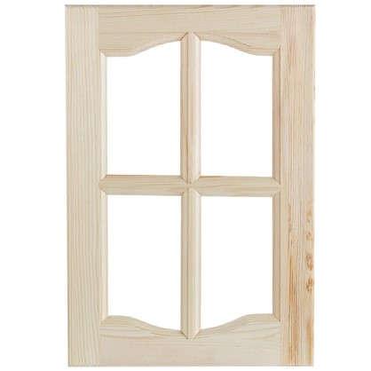 Фасад шкафа 570х396х18 мм стекло