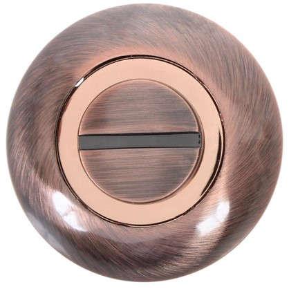 Фиксатор-вертушка для дверей Apecs Premier WC-0503-AC ЦАМ цвет старая медь