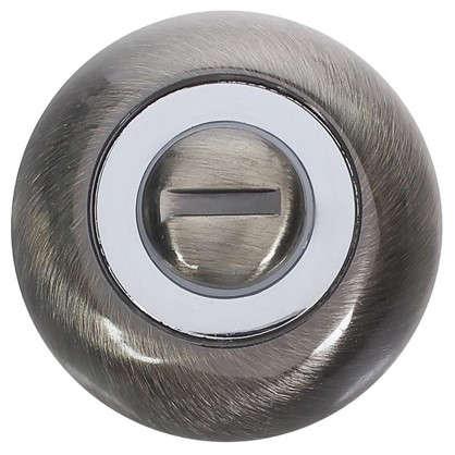 Фиксатор-вертушка для дверей BKQ ЦАМ цвет бронза
