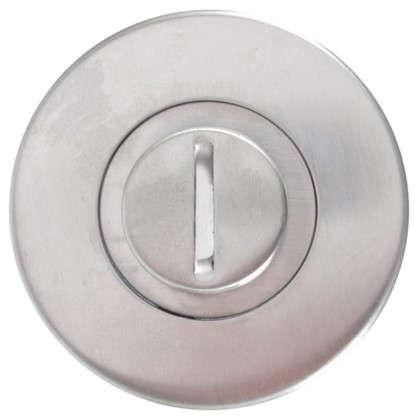 Фиксатор-вертушка для дверей цвет нержавеющая сталь