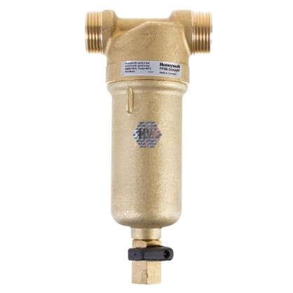 Фильтр механической очистки Honeywell для горячего водоснабжения 100 мкм 3/4 дюйма