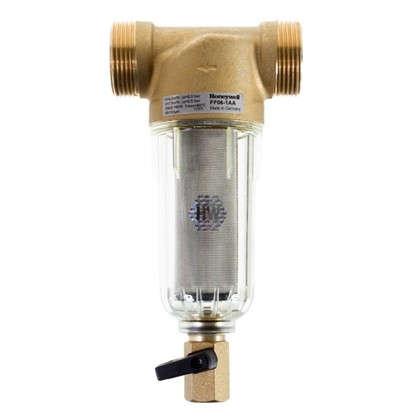 Фильтр механической очистки Honeywell для холодного водоснабжения 100 мкм 1 дюйма
