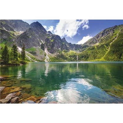 Фотообои бумажные Озеро 280x200 cм