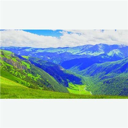 Фотообои флизелиновые Долина 200х370 cм