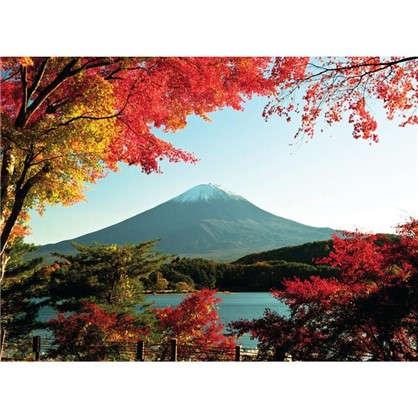 Фотообои флизелиновые Гора Фуджи 270х370 см
