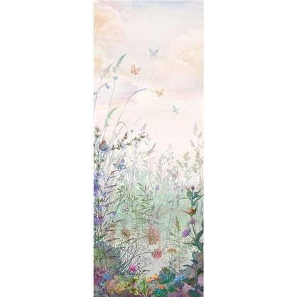 Фреска флизелиновая Полевые цветы 100х270 см