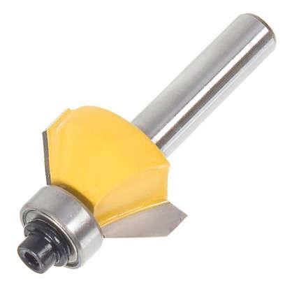 Фреза кромочная конусная D25x50 мм 45°