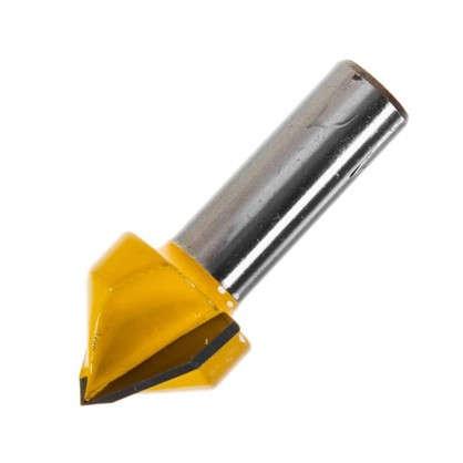 Фреза пазовая галтельная V-образная D25.4 мм