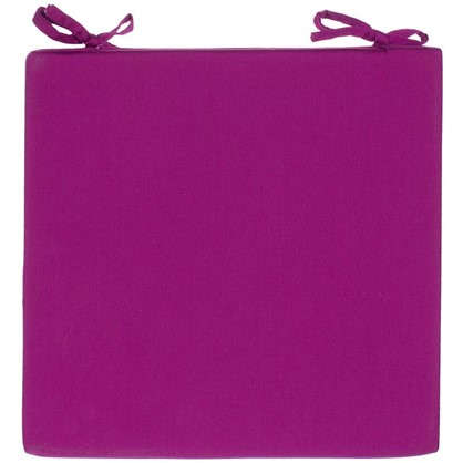 Галета Roma 38х38х2.5 см цвет оранжево-фиолетовый