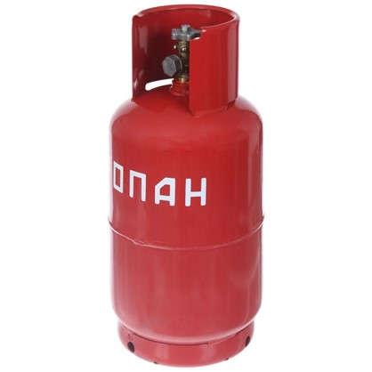 Газовый баллон 12 л с редуктором РДСГ 1-1.2