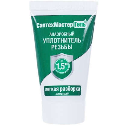 Гель Сантехмастер 18 г цвет зелёный