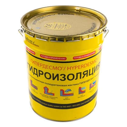 Гидроизоляция Alchimica Гипердесмо Классик 25 кг