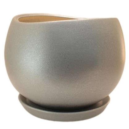 Горшок цветочный Шебби Шик №4 2.6 л 180 мм глина
