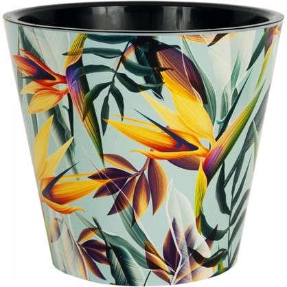 Горшок для цветов Фиджи Тропики 23 см 5 л