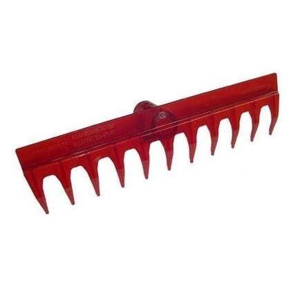 Грабли садовые 11 зубьев без черенка