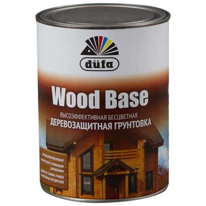 Грунт с биоцидом Wood Base бесцветный 1 л