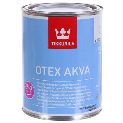 Грунт специальный Tikkurila Otex Akva 09 л