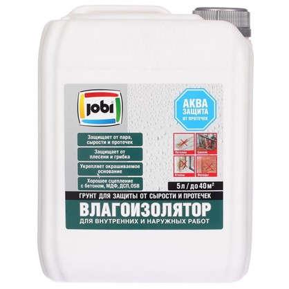 Грунт-влагоизолятор Jobi 5 л