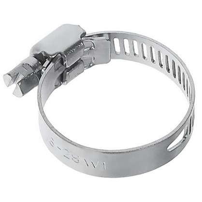 Хомут стальной Бабочка 8-19 мм 2 шт. в