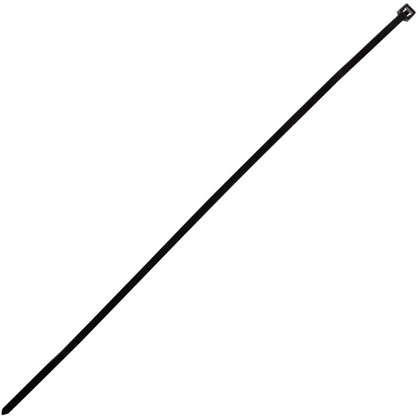 Хомут-стяжка 4.2х250 мм нейлон цвет черный 6 шт.