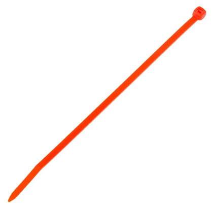 Хомуты кабельные 150x3.5 мм разноцветные 25 шт.