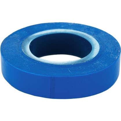 Изолента Эконом 0.13х15 мм 17 м цвет синий