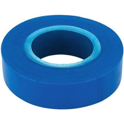Изолента Эконом 0.13х19 мм 17 м цвет синий