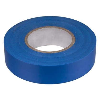 Изолента IEK Home 15 мм 20 м цвет синий