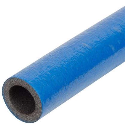 Изоляция для труб СуперПротект d18 мм 100 см полиэтилен цвет синий