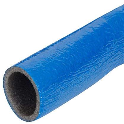 Изоляция для труб СуперПротект d28 мм 1100 см полиэтилен цвет синий