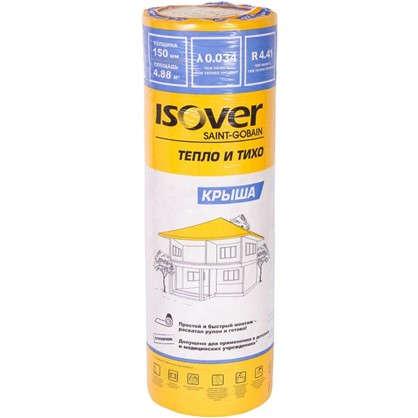 Изоляция Isover Крыша 150 мм 4.88 м2 в