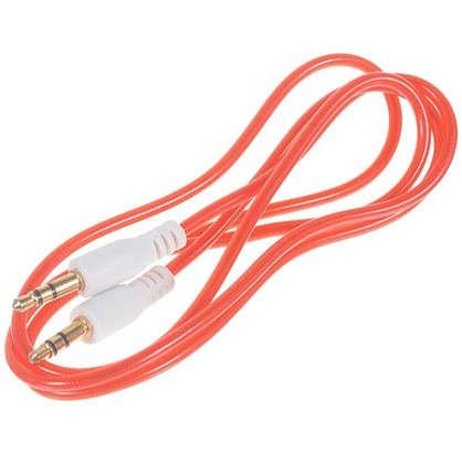 Кабель акустический AUX005 цвет красный