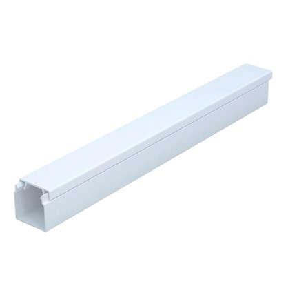 Кабель-канал 16х16 мм цвет белый 2 м