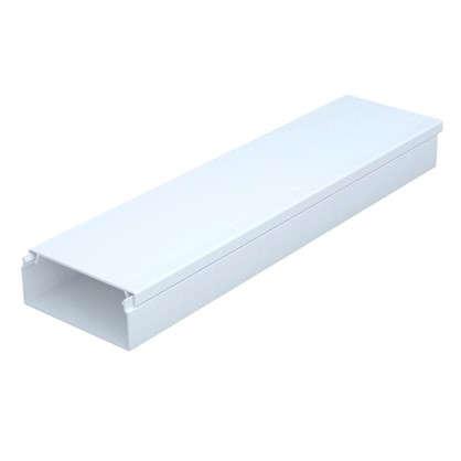 Кабель-канал 40х16 мм цвет белый 2 м