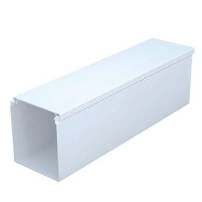 Кабель-канал 40х60 мм цвет белый 2 м
