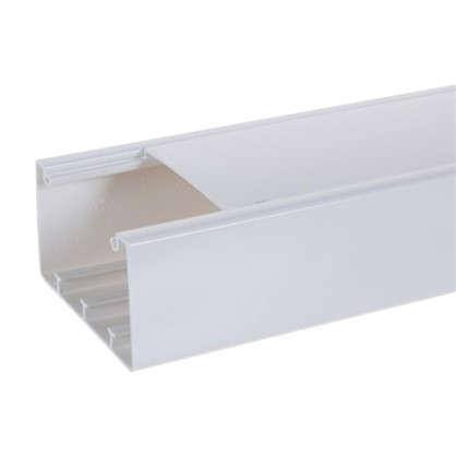 Кабель-канал Экопласт Insta 100х55 мм цвет белый 2 м