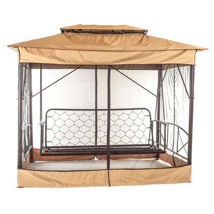 Качели-шатер