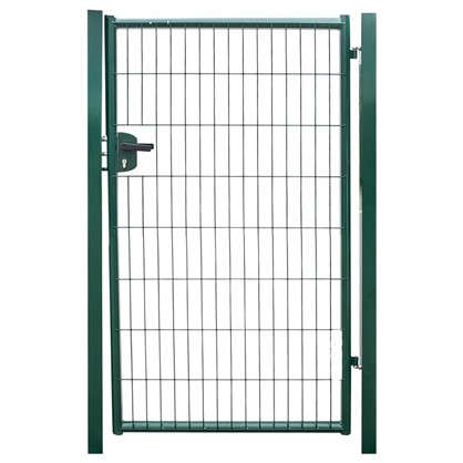 Калитка RAL 6005 Medium 1.73х1 м цвет зелёный