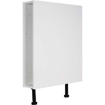 Каркас напольный 15х56х70 см ЛДСП цвет белый