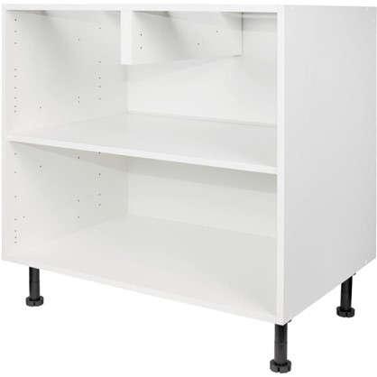 Каркас напольный 80х56х70 см ЛДСП цвет белый