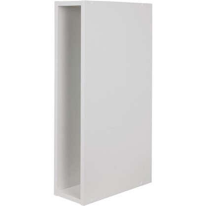 Каркас 15х35х70 см ЛДСП цвет белый