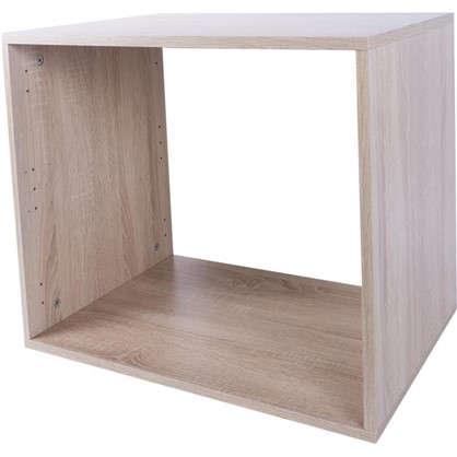 Каркас шкафа МФ 601x512x417 мм цвет сонома